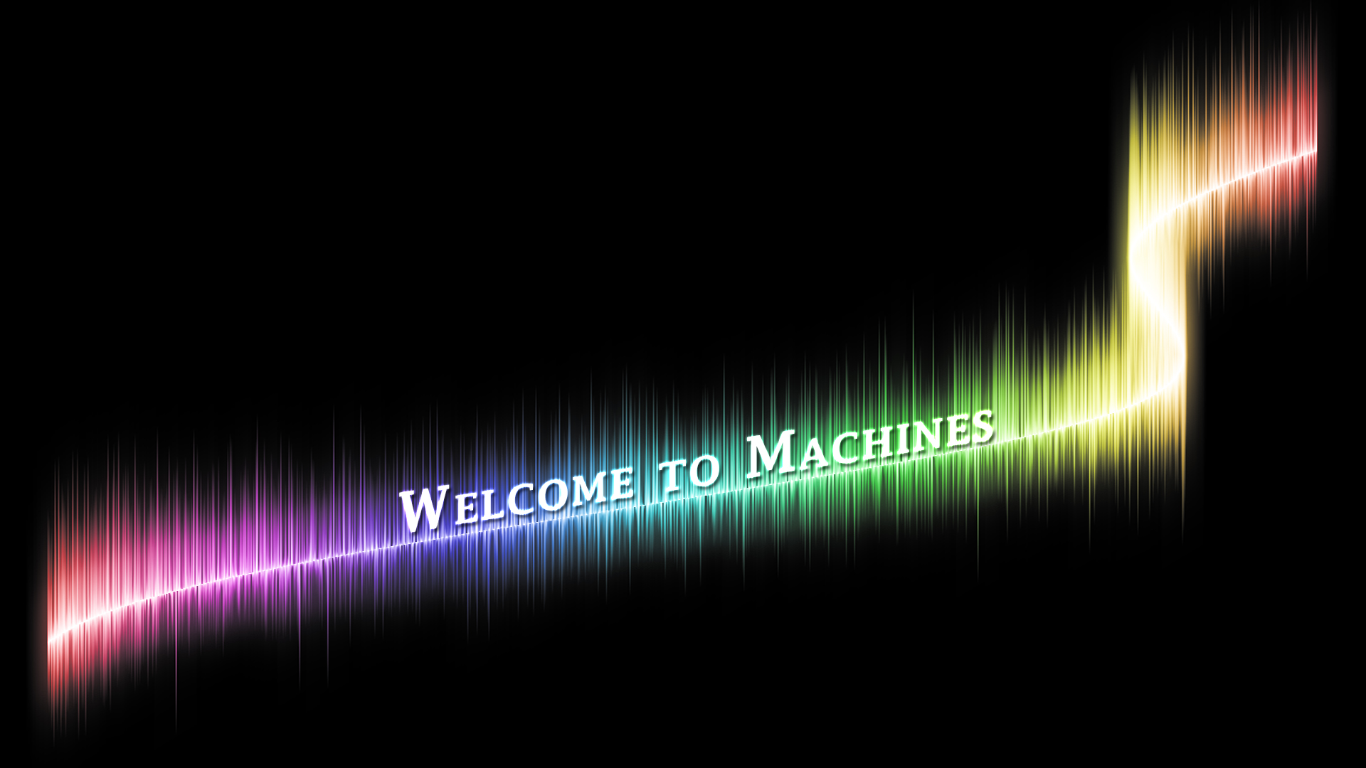 Welcome to Machines -4 by ritwik-mango