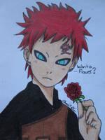 Do You Want a Flower? by Firespirit7