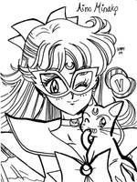 Sailor V edit by kwessels
