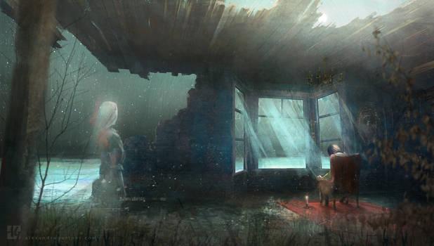 Before the Flood by Shi-rai17