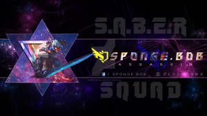 SaberSquad-Saber