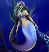 Deep Sea by lemon-the-bichir
