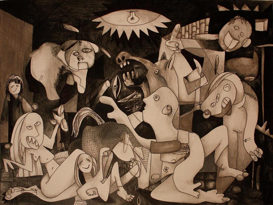 Guernica Funny Doblelol