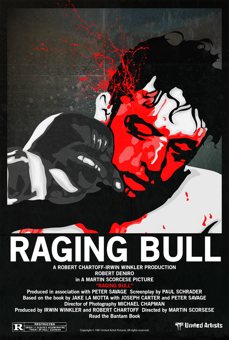 Raging Bull by blunderbuss78