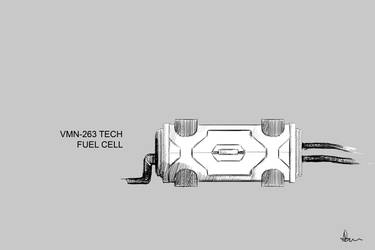 Fuel Cell by ANNAS0R