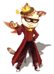 Gaia: Masked Prince