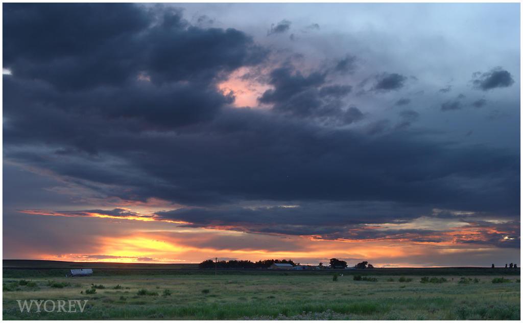 Rock River Sky 2 by wyorev