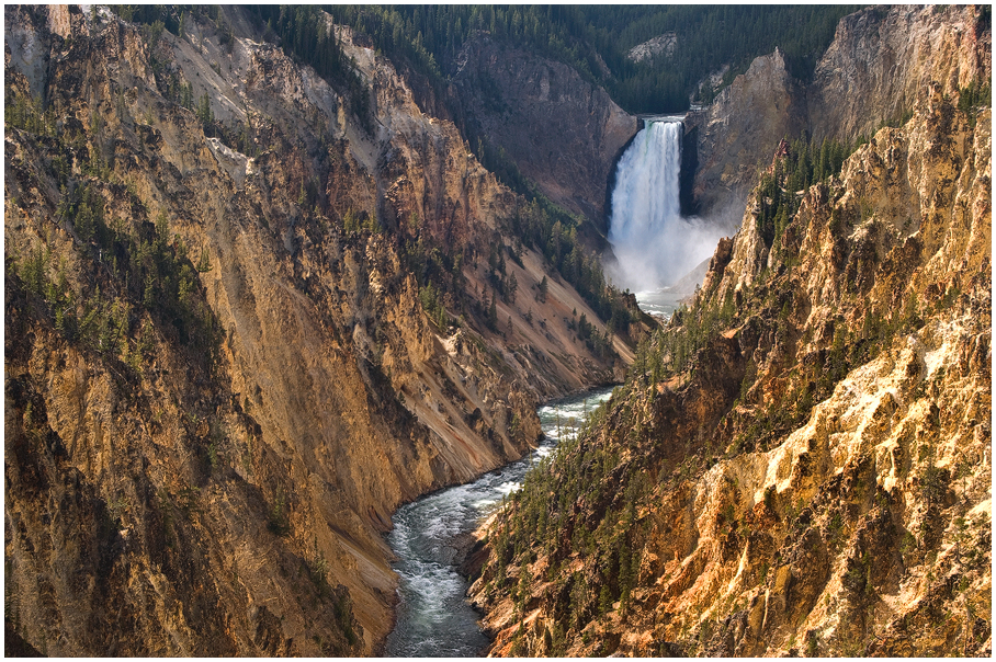 A Day on the Yellowstone by wyorev