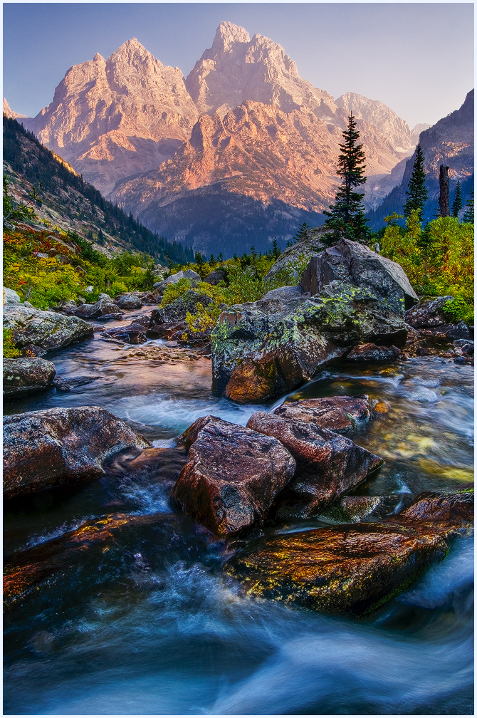 Cascade Canyon - Wyoming by wyorev