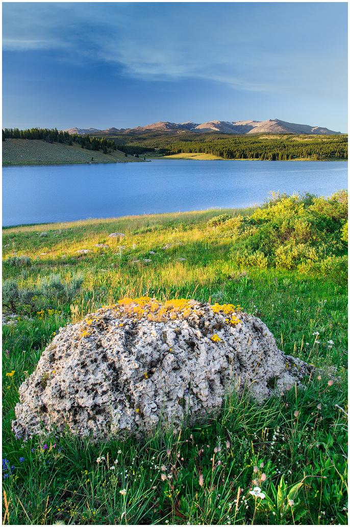 Meadowlark Lake by wyorev