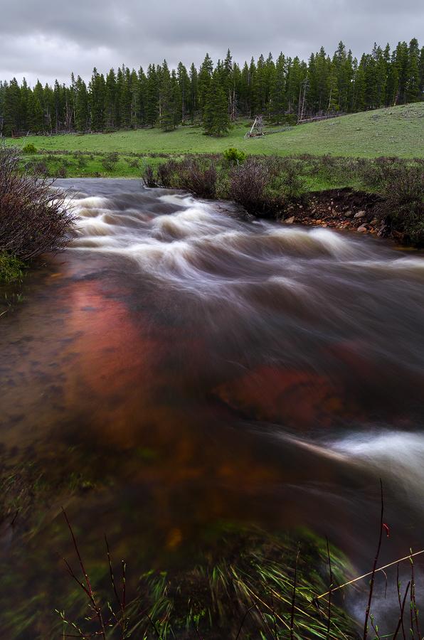 Pole Creek 1 by wyorev