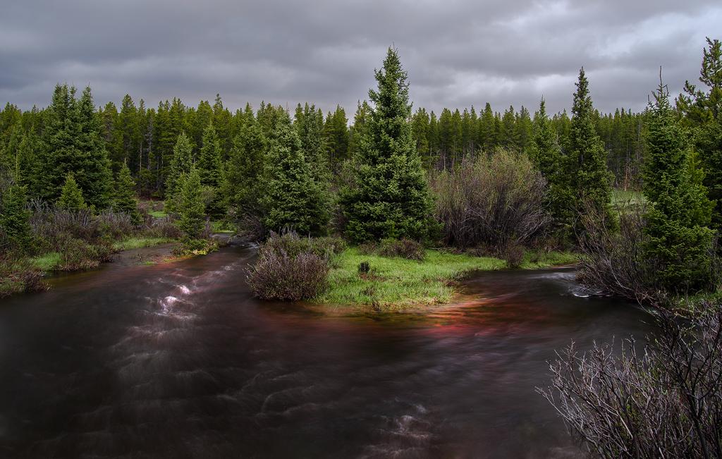 Pole Creek 2 by wyorev