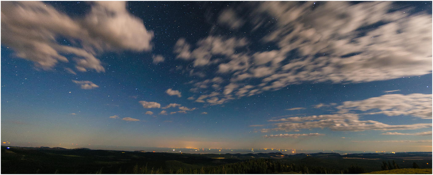 Stars over the Powder River Basin by wyorev