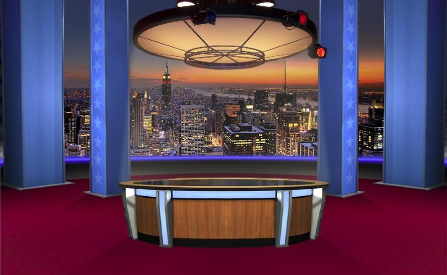 Newsroom In Photoshop by vbeniaminov on DeviantArt
