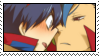Kamina X Simon Stamp by kawaiicunt-stamps