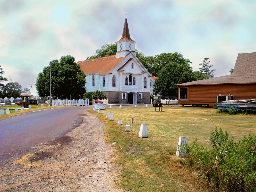 Smith Island Church by Lion6255