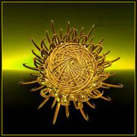 Golden Flower by Lion6255