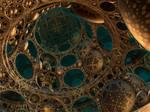 Mandelbulb Ceiling