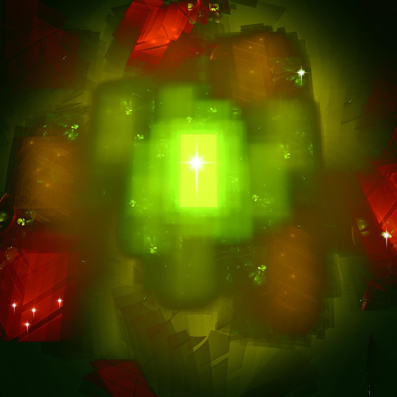 Gummy Fractal by Lion6255