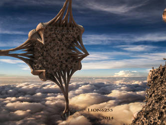 Rising Up by Lion6255