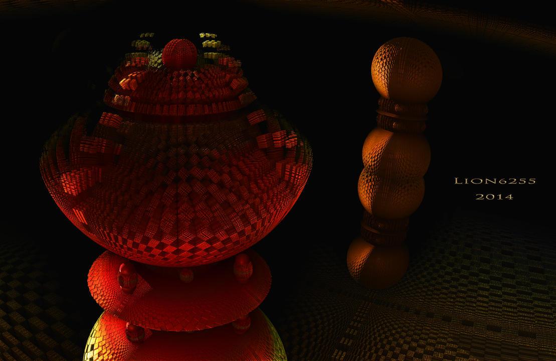 Alien Bulb by Lion6255