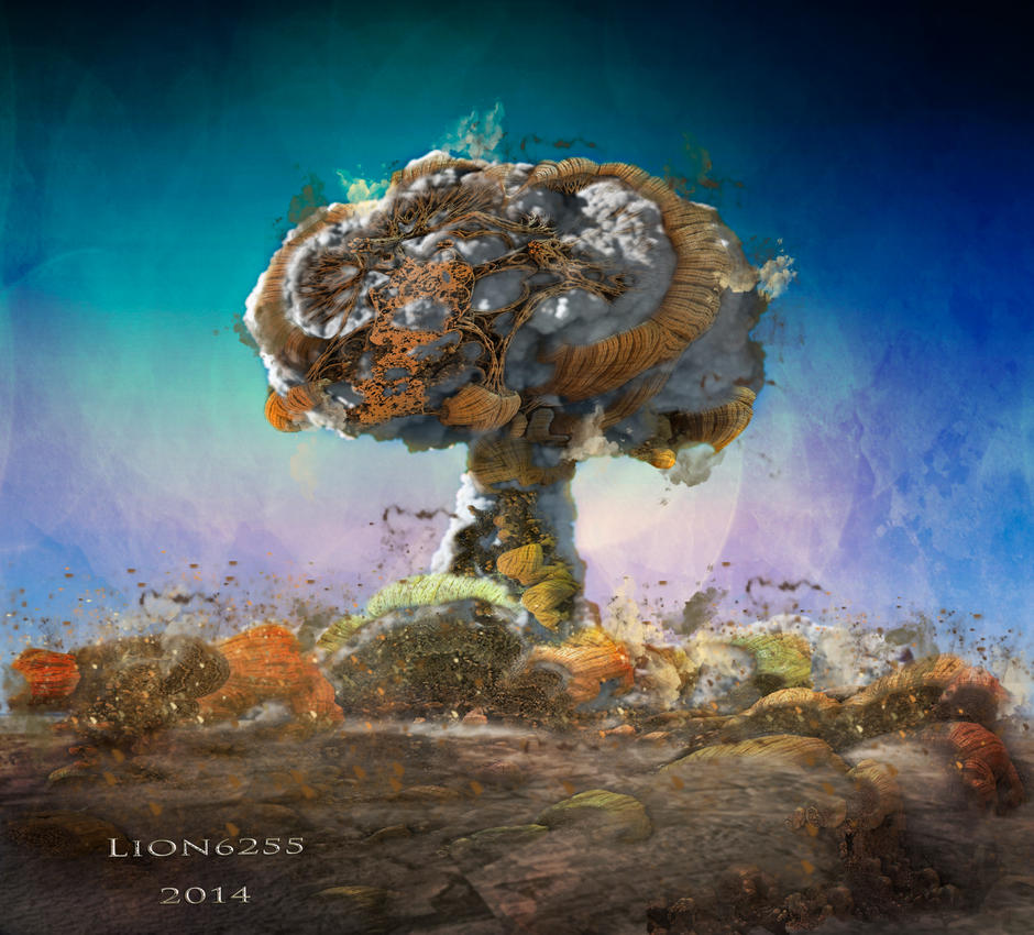 Atomic Bomb by Lion6255
