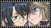 Kouya x Yamato stamp by SweetTails247