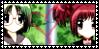 IchigoxRetasu Stamp REMAAAKE by SweetTails247