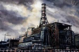 Chernobyl by abzac666