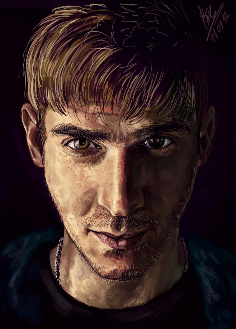 Portrait by abzac666