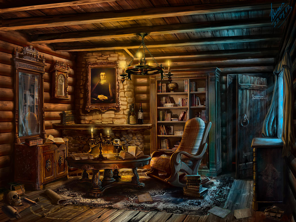 Hunter S House By Abzac666 On Deviantart