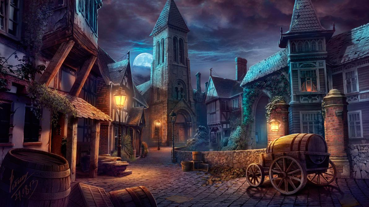 Old Street by abzac666