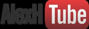 AlexHTube Logo