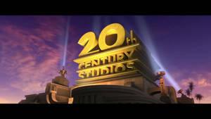 Cinemascope 20th Century Studios Logo