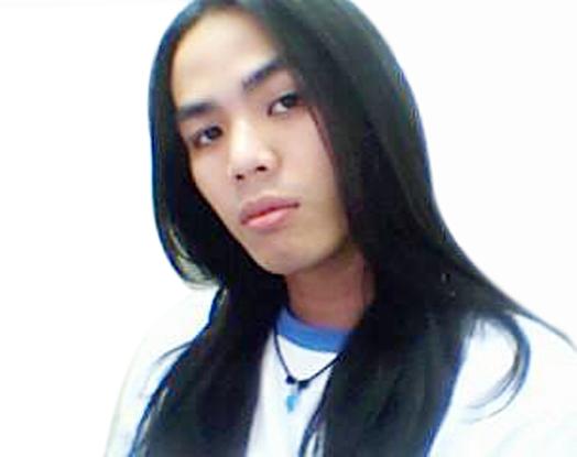 Mr. long hair by TeardropTC