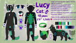 .: LUCY REFERENCE SHEET 2016 :.