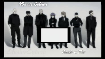 Soldiers - Ghost in The Shell by ElusiveCyborg