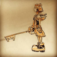 Sora by SethKearsley