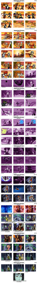 Kingdom Hearts Color Board