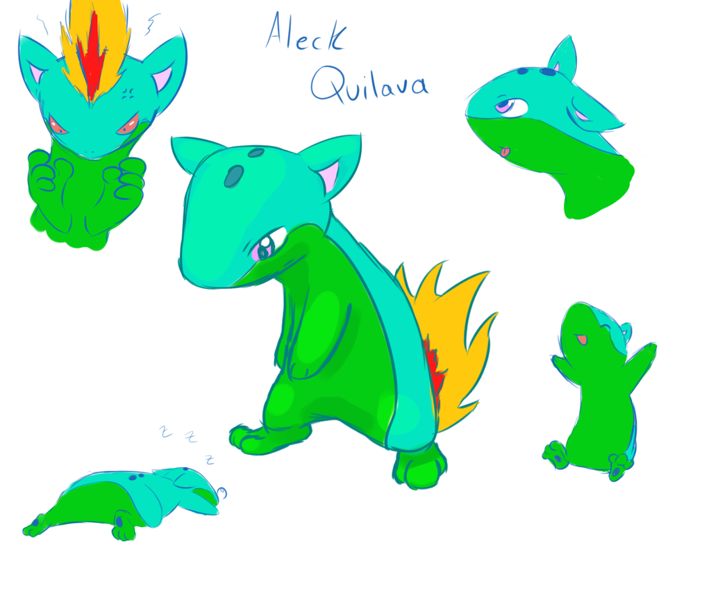 Aleck Doodles by Entin