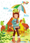 rainfrogs keep falling