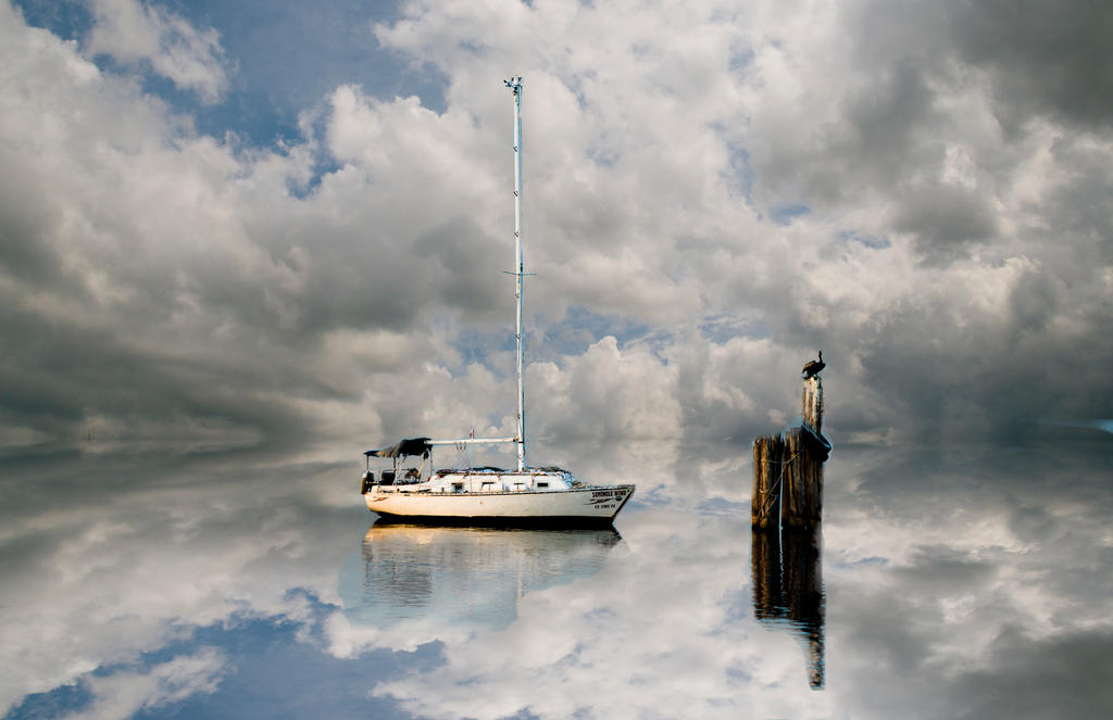 Sail Away by jsemonik