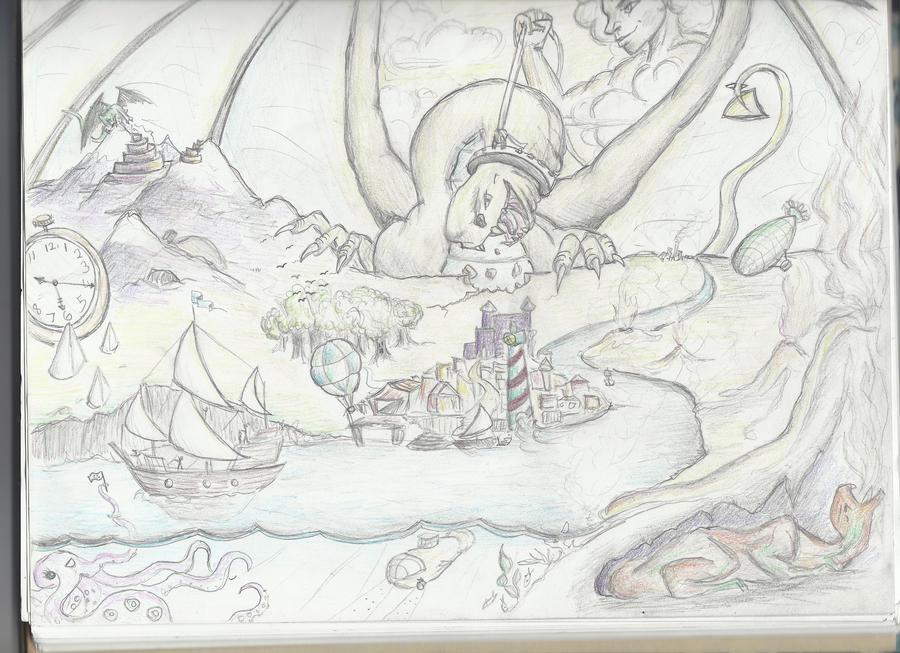 Scene Also by AdmiralPastry