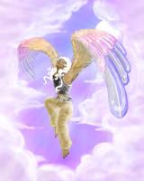Angel by AdmiralPastry