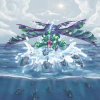 Swim, Fishies, Swim! by AdmiralPastry
