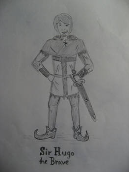 Sir Hugo the Brave