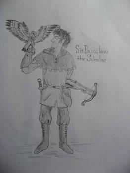 Sir Pacoslaw the Scholar