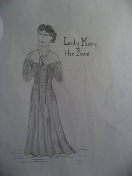 Lady Mary the Pure