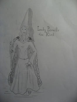 Lady Pernille the Kind