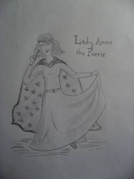 Lady Anne the Faerie